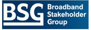 Broadband Stakeholder Group logo