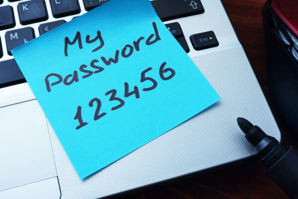 Still one of the most commonly used passwords...