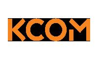 KCOM logo