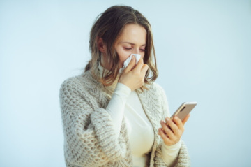Are Germs and Viruses Lurking on your Tech?