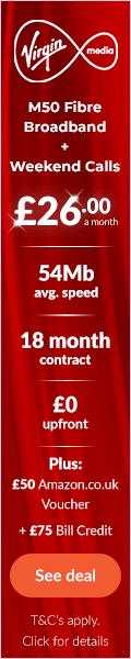 Virgin M50 + Weekend Calls