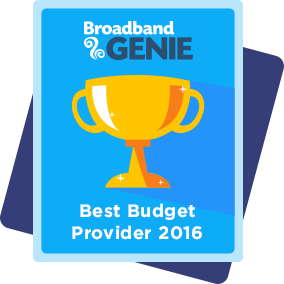 Best budget provider 2016 award - Fuel