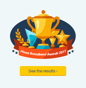 Home broadband survey 2017 results