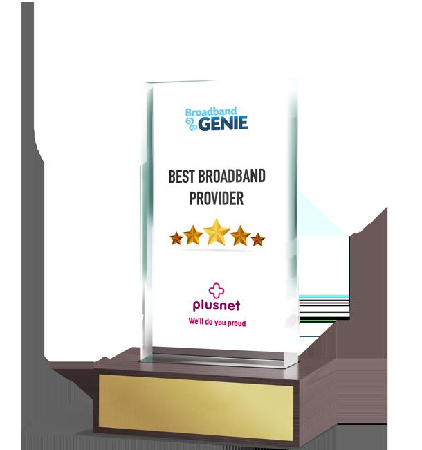 BBG Best Broadband Provider 2019