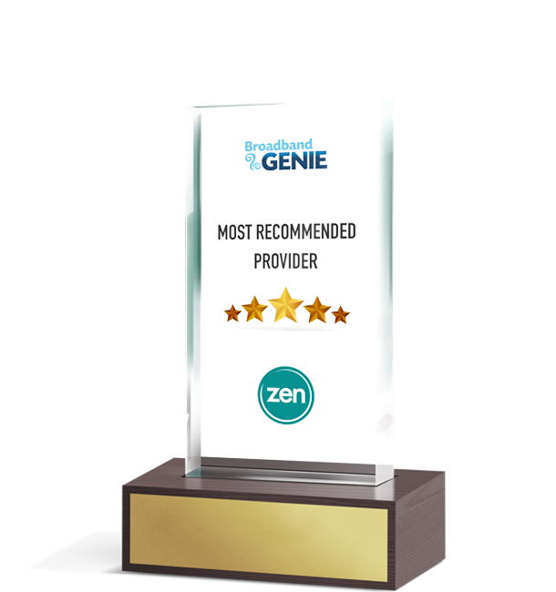 BBG Most Recommended Provider 2019