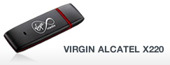 Virgin Media Alcatel X220