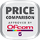 Price comparison calculator approved by Ofcom